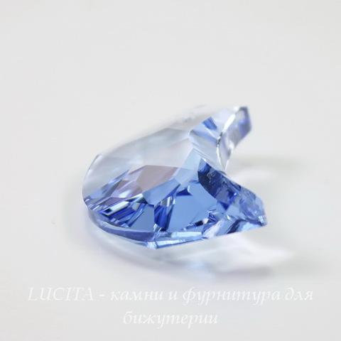 6722 Подвеска Сваровски Moon Light Sapphire (30 мм) ()