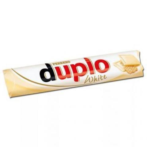 Батончик Duplo White mini 18,2 гр