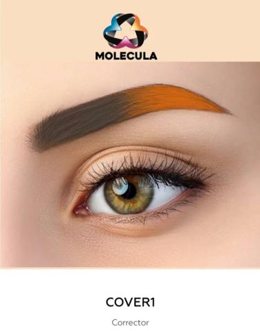 Пигмент Molecula корректор COVER1