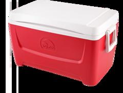 Термоконтейнер Igloo Island Breeze 48 (красный)