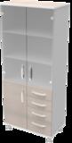 Шкаф медицинский общего назначения 2.02 тип 1 АйВуд Medical Office