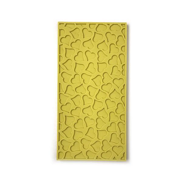 Текстурный лист для мыла Сердечки ММ