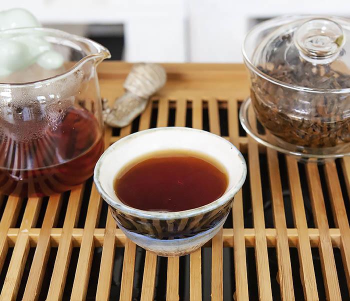 TEA-CH109 Красный чай «Золотой Пух из Дяньси» (Цзинь Хао Дянь Хун, 40-50% почек, 50 гр) фото 16
