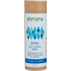 Дезодорант натуральный без запаха, Levrana