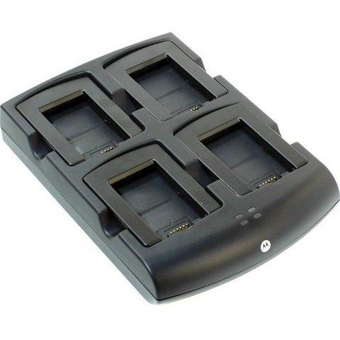 Четырех-слотовое зарядное устройство аккумуляторов, Zebra (SAC-MC32-400INT-01)