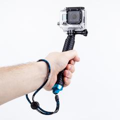 Телескопическая ручка для GoPro - 48 cm