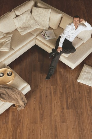 Oiled Walnut planks | Ламинат QUICK-STEP EL1043