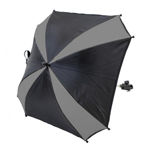 AL7003 AltabebeЗонтик для коляски (Black/Dark grey)