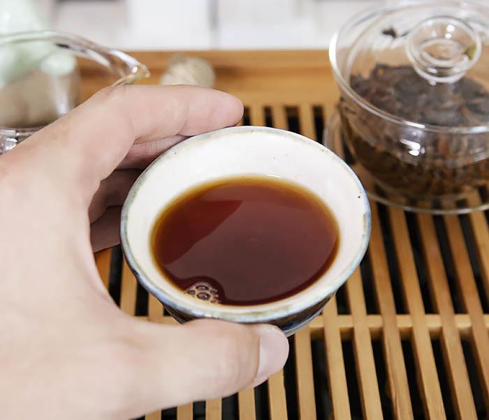TEA-CH109 Красный чай «Золотой Пух из Дяньси» (Цзинь Хао Дянь Хун, 40-50% почек, 50 гр) фото 17
