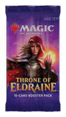 Бустер выпуска «Throne of Eldraine» (английский)