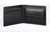Кошелек Cross Classic Century, черный, 11х8,2х1,5 см