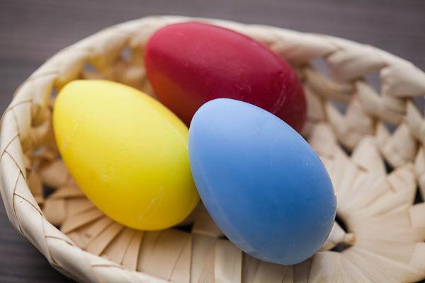Мыло Яйцо. Форма пластиковая