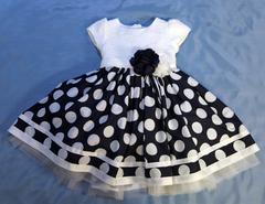 Платье с пышной юбкой Malvina