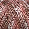 Пряжа YarnArt Tulip 460   (Белый,розовый,кофейный)
