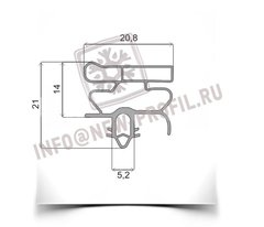 Уплотнитель для холодильника Zanussi RBV 370 х.к  1130*570 мм (010)
