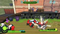 Ben 10: Мощное Приключение (PS4, русские субтитры)