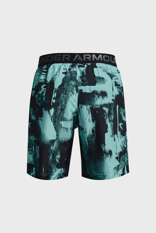 Мужские синие шорты UA Woven Adapt Shorts Under Armour