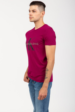 Футболка SEASONAL MONOGRAM TEE Calvin Klein Jeans