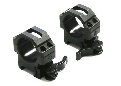 Кольца UTG Leapers на Weaver, низкие, 30 мм [RQ2W3104]