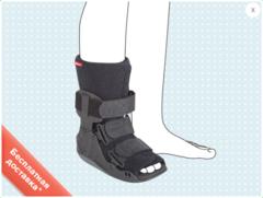 Иммобилизирующий ортез на голеностопный сустав Malleo Immobil Walker, низкий 50S11