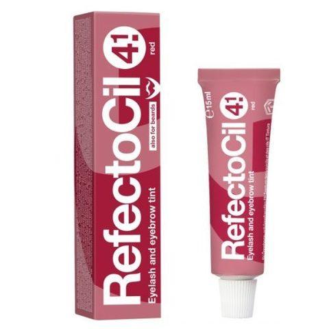 Refectocil №4.1 Краска для бровей Красный