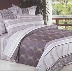Сатиновое постельное бельё  1,5 спальное Сайлид  В-101