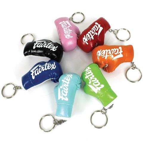 Брелок Fairtex Key Chain Gloves KC1 Red