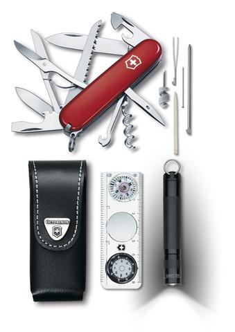Набор Victorinox Traveller Set, 91 мм, 26 функций, красный