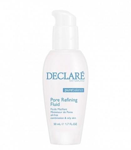 DECLARE Интенсивное средство, нормализующее жирность кожи | Sebum Reducing & Pore Refining Fluid oil-free