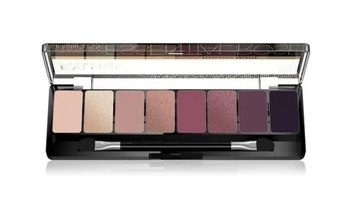 EVELINE Тени для век: 05–ESSENTIAL ROSE Eyeshadow Professional Palette