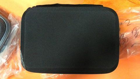 Кейс для квадрокоптера DJI Mini 2 черный размер M
