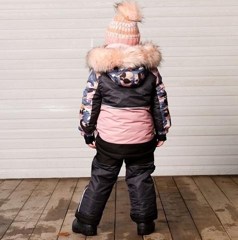 Купить зимний комплект Deux par Deux для девочки