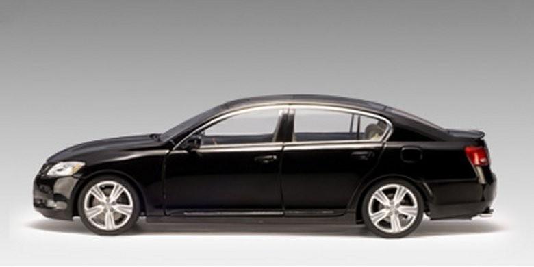 Коллекционная модель Lexus GS430 2006 Black