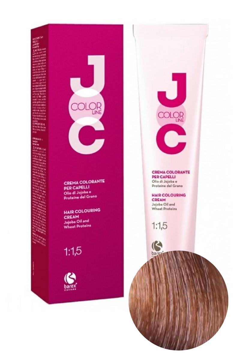 Крем-краска для волос 9.1 очень светлый блондин пепельный JOC COLOR, Barex