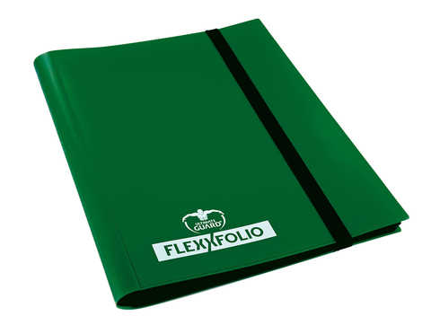 9-Pocket FlexXfolio Green