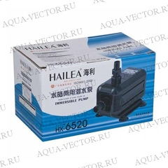 Помпа Hailea HX-6520 (1000 л/ч) внешняя/погружная