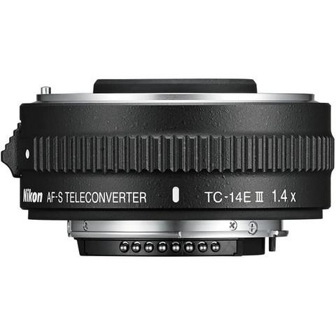 Телеконвертер Nikon AF-S Teleconverter TC-14E III 1.4X Black для Nikon