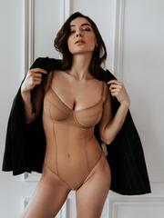Боди телесный  Slow Nude