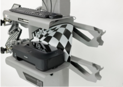 Стенд сход развала 3D Техно Вектор 7212 TS