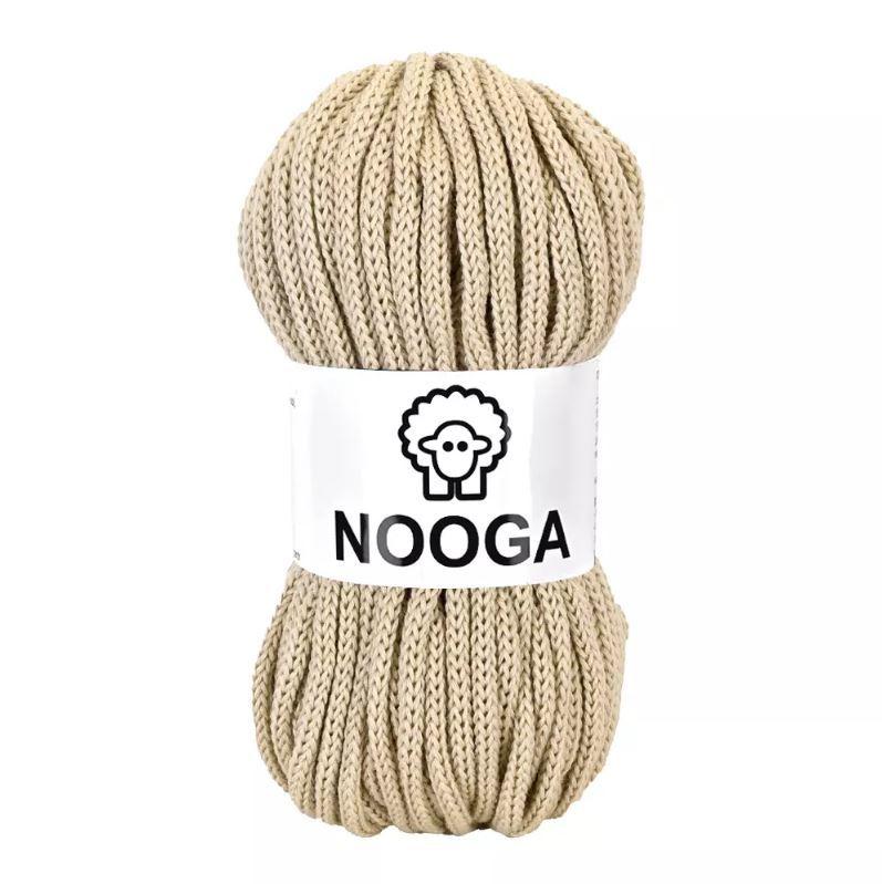 Теплый шнур Nooga Nooga Латте латте.JPG