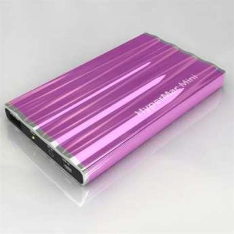 HyperMac Mini 7200mAh – внешняя батарея для iPhone/iPod (Pink)