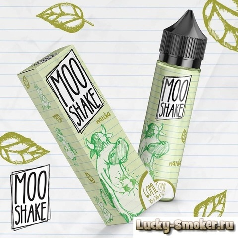 Жидкость Moo Shake 60 мл Matcha