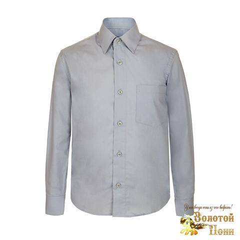 Рубашка для мальчика (116-164) 190219-BS0201