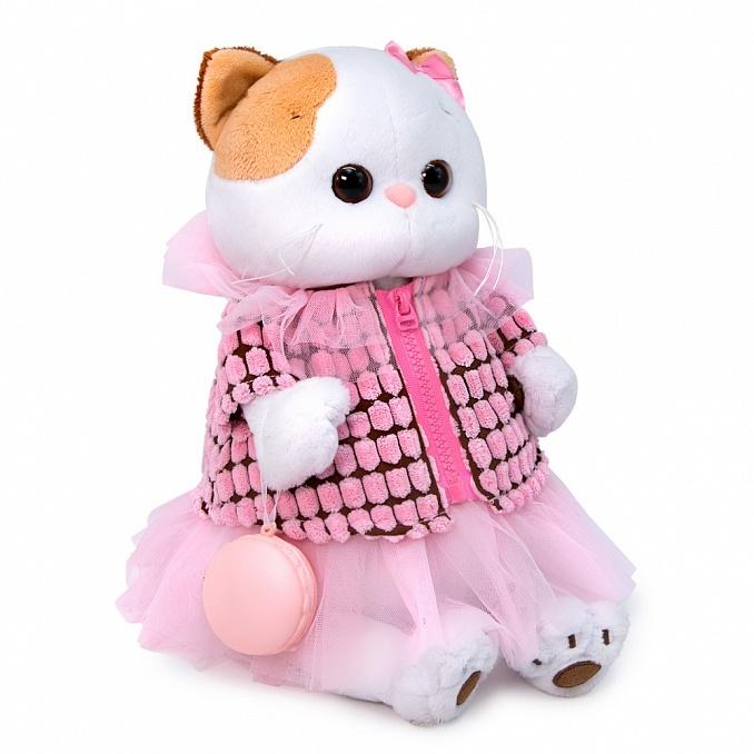 Кошечка Ли-Ли в вельветовой курточке