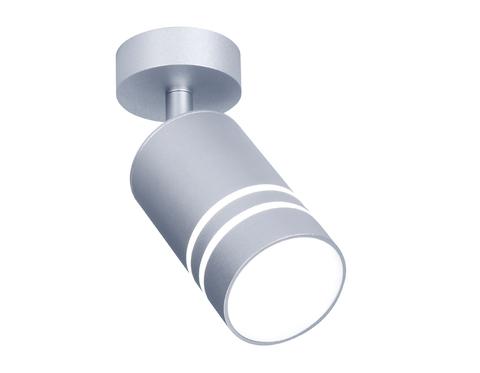 Поворотный светодиодный точечный светильник Ambrella TN246 SL/S серебро/песок