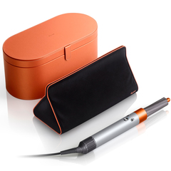 Dyson Стайлер для разных типов волос медный с набором фирменных чехлов  Airwrap Limited Edition