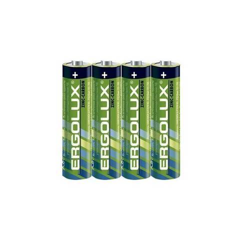 Батарейка Ergolux AAA