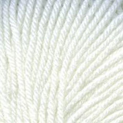 Купить Пряжа Троицкая камв. фабр. Кроха Код цвета 0196 Белый | Интернет-магазин пряжи «Пряха»