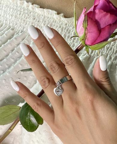 Кольцо Tiffany 2 Hearts