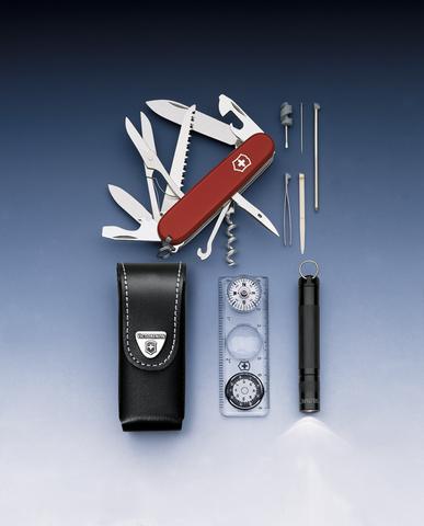 Набор Victorinox Traveller Set, 91 мм, 26 функций, красный123